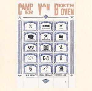 Cover - Camper Van Beethoven: Our Beloved Revolutionary Sweetheart