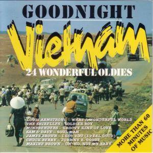 Goodnight Vietnam - 24 Wonderful Oldies - Cover