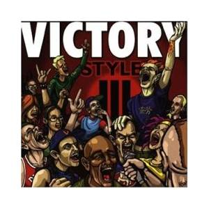 Cover - Hi Fi And The Roadburners: Victory Style 3