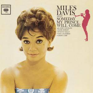 Miles Davis Sextet: Someday My Prince Will Come - Cover