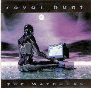 Royal Hunt: Watchers, The - Cover
