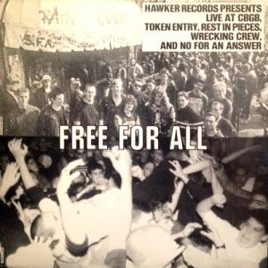 Cover - Wrecking Crew: Free For All