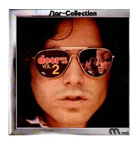 The Doors: Doors Vol. 2 (Star-Collection), The - Cover