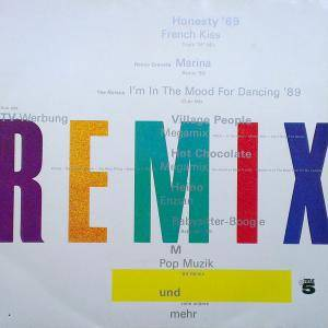 Remix - Cover