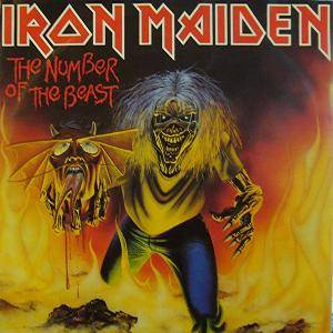 Iron Maiden: Number Of The Beast, The - Cover