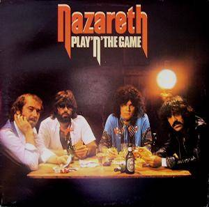 Nazareth: Play'n' The Game - Cover