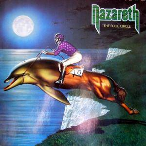 Nazareth: Fool Circle, The - Cover