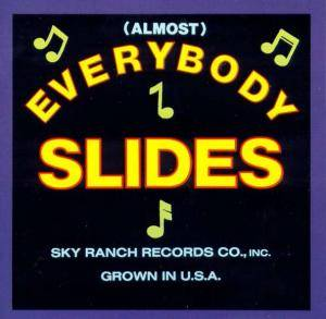 Cover - Joanna Connor: (Almost) Everybody Slides