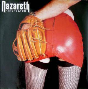 Nazareth: Catch, The - Cover