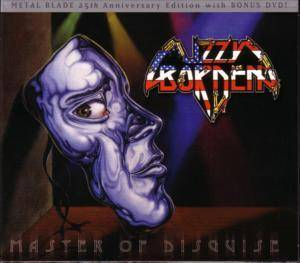 Lizzy Borden: Master Of Disguise (CD + 2-DVD) - Bild 1