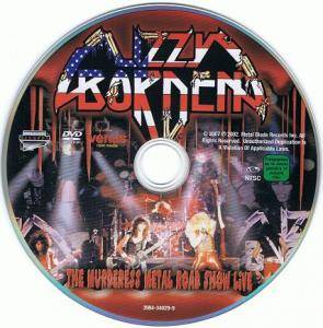 Lizzy Borden: Master Of Disguise (CD + 2-DVD) - Bild 6