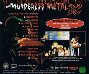 Lizzy Borden: Master Of Disguise (CD + 2-DVD) - Bild 8