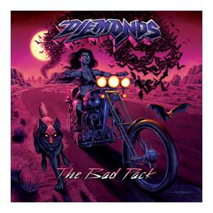 Diemonds: Bad Pack, The - Cover