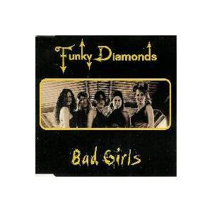 Cover - Funky Diamonds: Bad Girls