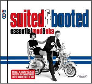 Suited & Booted - Essential Mod & Ska - Cover