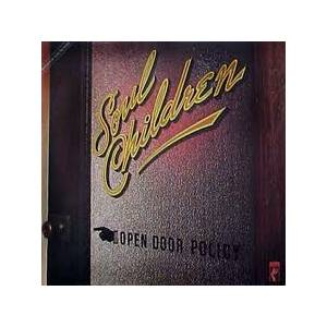 Cover - Soul Children, The: Open Door Pollicy
