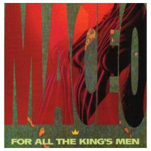 Cover - Maceo Parker: For All The King's Men