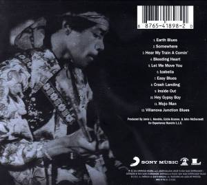Jimi Hendrix: People, Hell And Angels (CD) - Bild 2