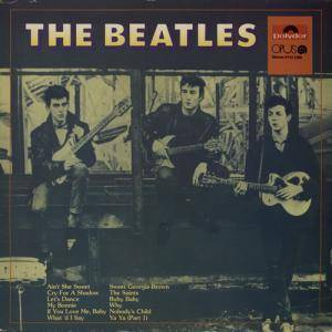 The Beatles: Beatles (Polydor), The - Cover