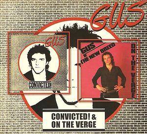 Gus: Convicted & On The Verge - Cover
