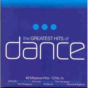 Greatest Hits Of Dance, The - Cover
