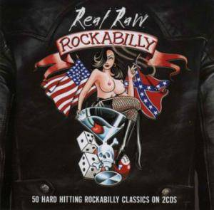 Cover - Ronnie Dawson: Real Raw Rockabilly