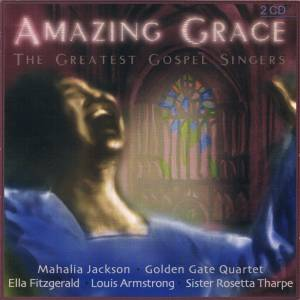 Cover - Bessie Smith: Amazing Grace - The Greatest Gospel Singers