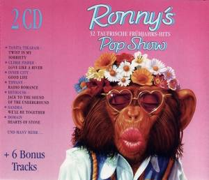 Cover - Big Bam Boo: Ronny's Pop Show Vol. 13