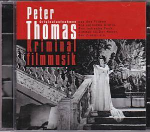 Cover - Peter Thomas: Kriminalmusik