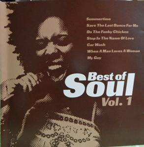 Best Of Soul Vol. 1 - Cover