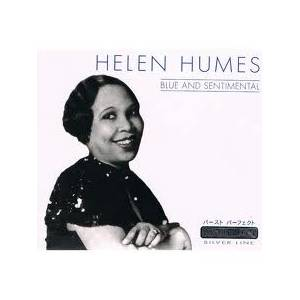 Cover - Helen Humes: Blue And Sentimental