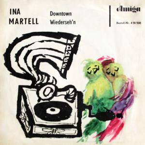 Cover - Ina Martell: Downtown