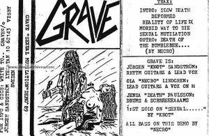 Cover - Grave: Sexual Mutilation