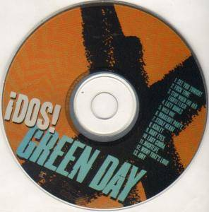 Green Day: ¡Dos! (CD) - Bild 2