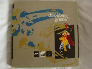 Throbbing Gristle: Five Albums - Cover