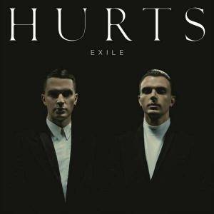 Hurts: Exile - Cover