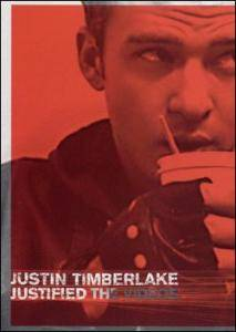 Cover - Justin Timberlake: Justified: The Videos