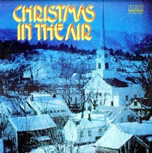 Christmas In The Air - Cover
