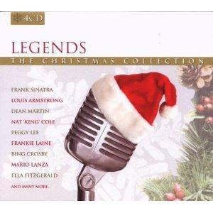 Christmas Collection - Legends, The - Cover
