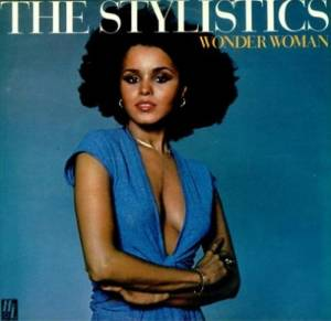 Cover - Stylistics, The: Wonder Woman