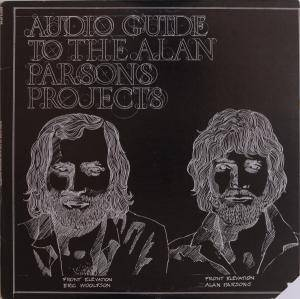 Audio Guide To The Alan Parsons Projects - Cover