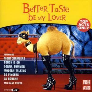Cover - Modern Talking Feat. Eric Singleton: Better Taste Be My Lover