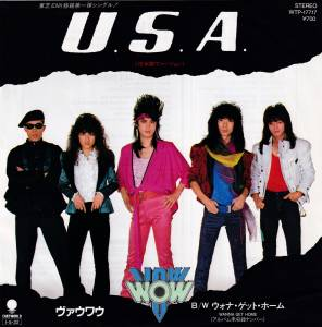 Cover - Vow Wow: U.S.A.