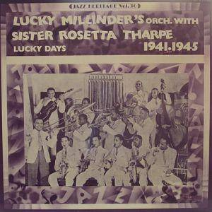 Cover - Lucky Millinder Orchestra: Jazz Heritage Vol. 30 (Lucky Days 1941-1945)