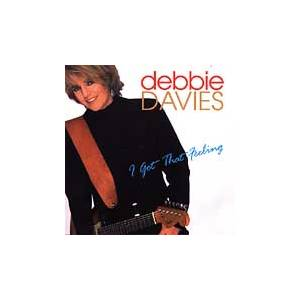 Debbie Davies: I Got That Feeling - Cover