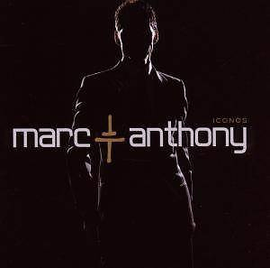 Cover - Marc Anthony: Iconos