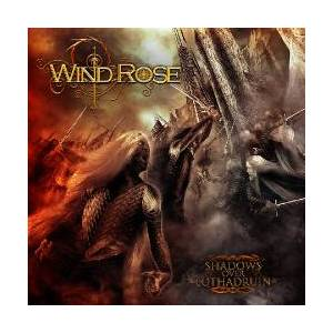 Cover - Wind Rose: Shadows Over Lothadruin