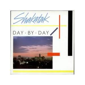 Cover - Shakatak: Day By Day