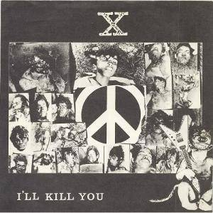 X Japan: I'll Kill You - Cover