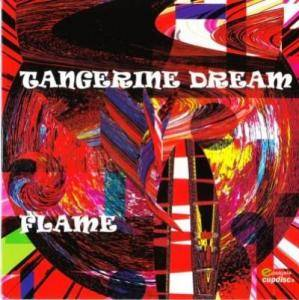 Tangerine Dream: Flame - Cover